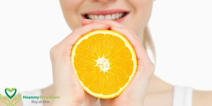 Ăn cam nhiều có béo không