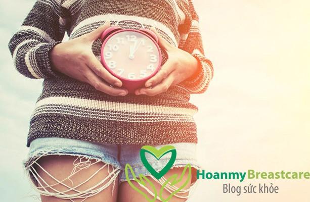 Cách tính ngày rụng trứng cho người kinh không đều
